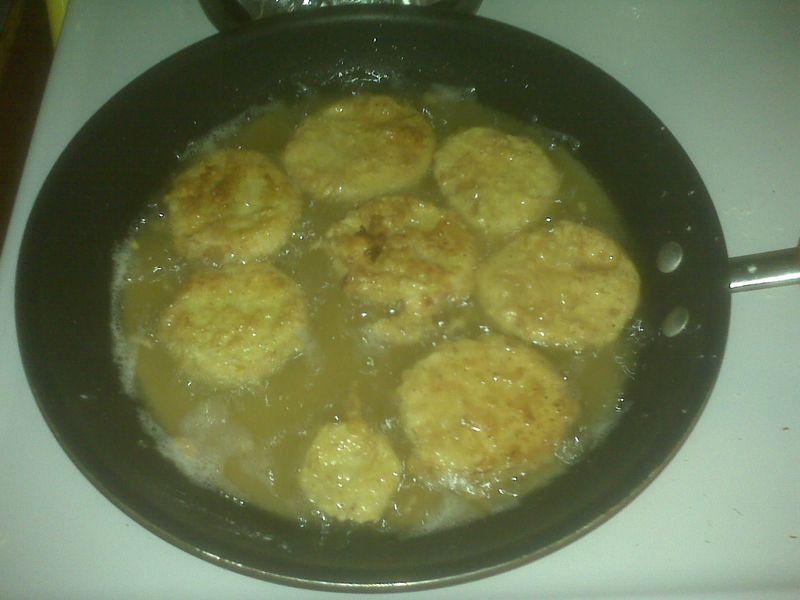 Squash pan